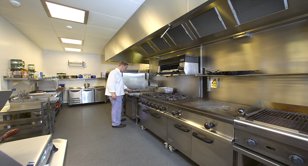main cooking suite