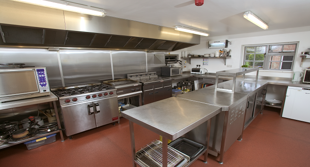 General Kitchen View